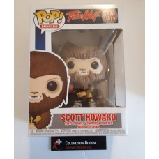 Funko Pop! Movies 772 Teen Wolf Scott Howard Pop Vinyl Figure FU41400
