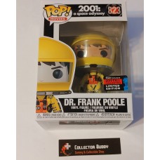 Funko Pop! Movies 823 2001: A Space Odyssey Dr. Frank Poole Pop NYCC Exclusive FU43376