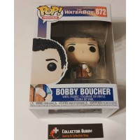 Funko Pop! Movies 872 The Waterboy Bobby Boucher Pop Vinyl Action Figure FU46596