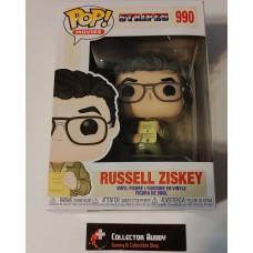 Funko Pop! Movies 990 Stripes Russell Ziskey Pop Vinyl Figure FU49113