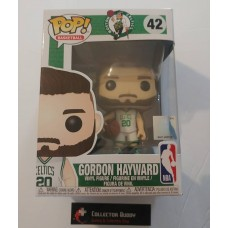 Damaged Box Funko Pop! Basketball 42 Gordon Hayward Boston Celtics NBA Pop FU34450