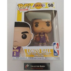 Funko Pop! Basketball 50 Lonzo Ball Los Angeles LA Lakers NBA Pop Vinyl FU34428