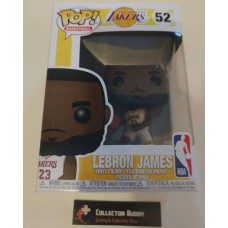 Funko Pop! Basketball 52 Lebron James LA Los Angeles Lakers NBA Pop Vinyl FU37271