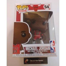 Funko Pop! Basketball 54 Michael Jordan Chicago Bulls NBA Pop FU36890