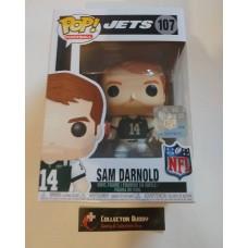 Funko Pop! Football 107 Sam Darnold New York Jets NFL Pop Vinyl Figure FU31777