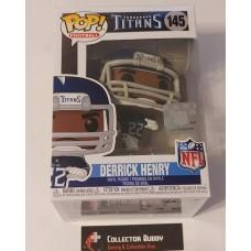 Funko Pop! Football 145 Derrick Henry Tennessee Titans NFL Pop Vinyl Figure FU50975