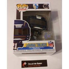 Funko Pop! Football 155 LaDainian Tomlinson San Diego Chargers Legends NFL Pop FU51747