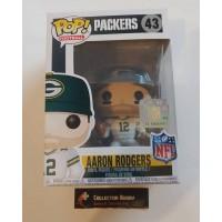 Funko Pop! NFL 43 Aaron Rodgers Green Bay Packers Pop Vinyl Figure FU20165