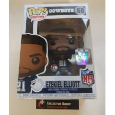 Funko Pop! Football 68 Ezekiel Elliott Dallas Cowboys NFL Pop Vinyl Figure FU31721