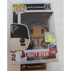 Funko Pop! Football 73 Matt Ryan Atlanta Falcons NFL Pop Vinyl Figure FU31746