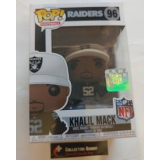 Funko Pop! Football 96 Khalil Mack Oakland Raiders NFL Pop Vinyl Figure FU31729