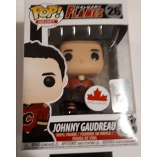 Funko Pop! NHL 26 Johnny Gaudreau Home Jersey Canada Exclusive Pop Vinyl FU21276