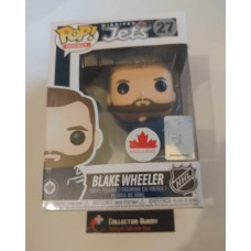 Funko Pop! Hockey 27 Blake Wheeler Winnipeg Jets NHL Pop Canada Exclusive