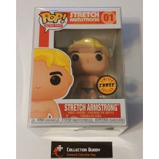 Limited Chase Funko Pop! Retro Toys 01 Stretch Armstrong Pop Vinyl Figure FU51310