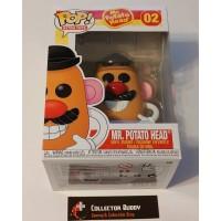 Funko Pop! Retro Toys 02 Mr. Potato Head Pop Vinyl Figure FU51314