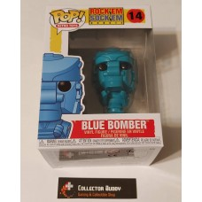 Funko Pop! Retro Toys 14 Rock Em Sock Em Robot Blue Bomber Pop Vinyl FU51320