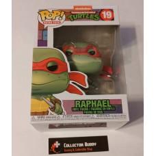 Funko Pop! Retro Toys 19 Teenage Mutant Ninja Turtles Raphael Pop Vinyl Figure FU51432