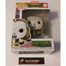 Funko Pop! Retro Toys 20 Teenage Mutant Ninja Turtles Casey Jones TNMT Pop Vinyl FU51436