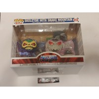 Funko Pop! Town 23 Masters of the Universe Skeletor with Snake Mountain MOTU Pop FU51469