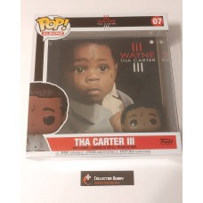 Funko Pop! Albums 07 Lil Wayne Tha Carter III Rocks Music Pop Vinyl FU52932