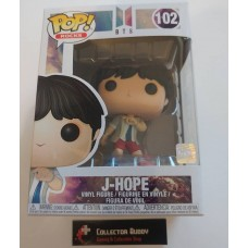 Funko Pop! Music Rocks 102 BTS J-Hope J Hope Pop Vinyl Figure FU37865