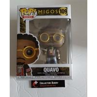 Funko Pop! Music Rocks 109 Migos Quavo Pop Vinyl Action Figure FU37854