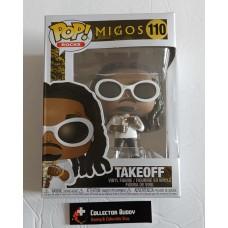 Funko Pop! Music Rocks 110 Migos Takeoff Pop Vinyl Action Figure FU37855