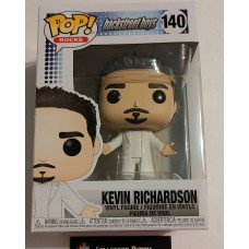 Damaged Box Funko Pop! Music Rocks 140 Back Street Boys BSB Kevin Richardson Pop Vinyl FU40112