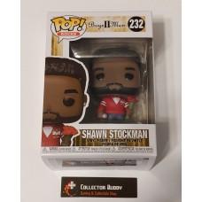 Funko Pop! Music Rocks 232 Boyz II Men Shawn Stockman Pop Vinyl Figure FU56728