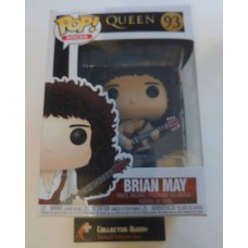 Funko Pop! Music Rocks 93 Queen Brian May Pop Vinyl Action Figure FU33720