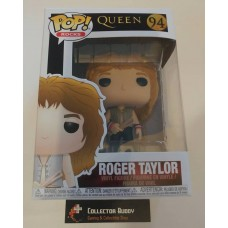 Funko Pop! Music Rocks 94 Queen Roger Taylor Pop Vinyl Action Figure FU33716