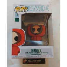 Funko Pop! South Park 16 Kenny Pop Vinyl Figure FU32860