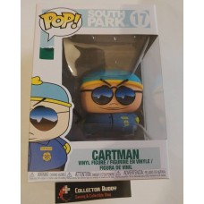 Funko Pop! South Park 17 Cartman Police Pop Vinyl Figure FU32861