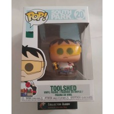 Crease on back of box Funko Pop! South Park 20 Toolshed Stan Marsh Pop Vinyl Figure FU34861