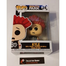 Funko Pop! South Park 24 Jersey Kyle Pop Vinyl Figure FU51635