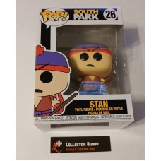 Funko Pop! South Park 26 Shadow Hachi Stan Pop Vinyl Figure FU51637