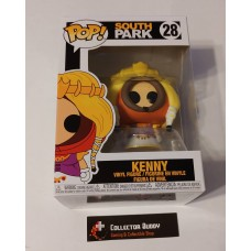 Funko Pop! South Park 28 Princess Kenny Pop Vinyl Figure FU51639