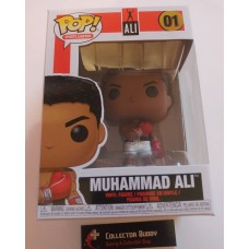 Funko Pop! Sports Legends 01 Muhammad Ali Boxing Pop Vinyl Figure FU38332
