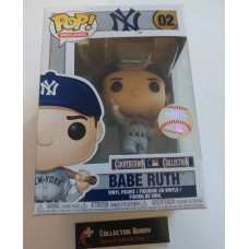 Funko Pop! Sports Legends 02 Babe Ruth MLB New York Yankees Cooperstown Pop FU38335