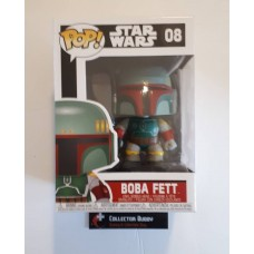 Funko Pop! Star Wars 08 Boba Fett Vinyl Action Figure Bobble Head FU2386