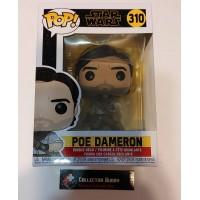 Funko Pop! Star Wars 310 Poe Dameron Episode 9 Pop Vinyl Bobble Head FU39891
