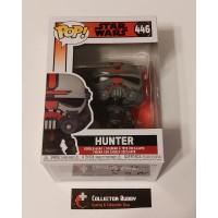 Funko Pop! Star Wars 466 Mandalorian Dark Trooper Pop Vinyl Bobble Head FU58289