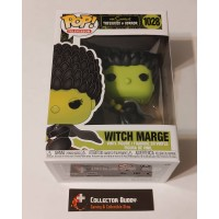 Funko Pop! Television 1028 The Simpsons Treehouse of Horror Witch Marge Pop FU50140