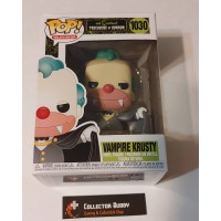 Funko Pop! Television 1031 The Simpsons Treehouse of Horror Vampire Krusty Pop FU50143