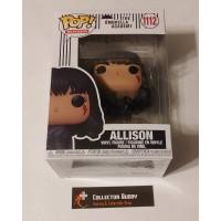 Funko Pop! Television 1112 The Umbrella Academy Allison Pop Vinyl Figure FU55066