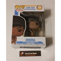 Funko Pop! Television 1141 Star Trek Uhura Original Series Pop Vinyl Figure FU55810