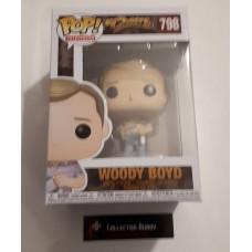 Funko Pop! Television 798 Cheers Woody Boyd Pop Vinyl Figure FU39346
