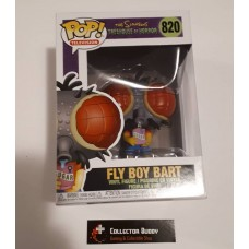 Funko Pop! Television 820 The Simpsons Treehouse of Horror Fly Boy Bart Pop FU39719