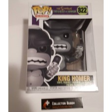 Funko Pop! Television 822 The Simpsons Treehouse of Horror King Homer Pop FU39724