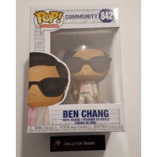 Funko Pop! Television 842 Community Ben Chang Pop Vinyl Figure FU35553